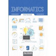 Информатика 9.  Оқулық - Informatics Textbook