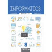 Informatics 8, Textbook